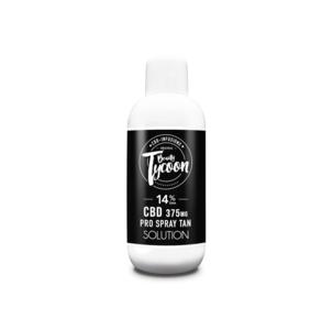 BeautyTycoon® Spraytan Professional 1 liter 14% Dark