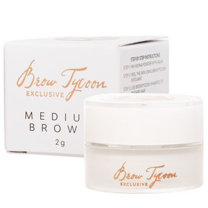 NEW! Browtycoon Exclusive Henna Medium Brown