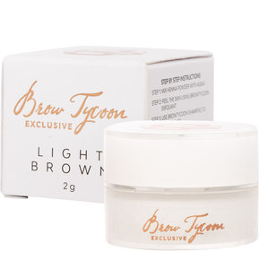 NEW! Browtycoon Exclusive Henna Light brown