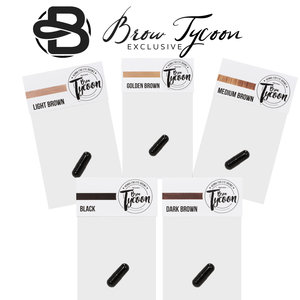Browtycoon Henna Exclusive FREE samples